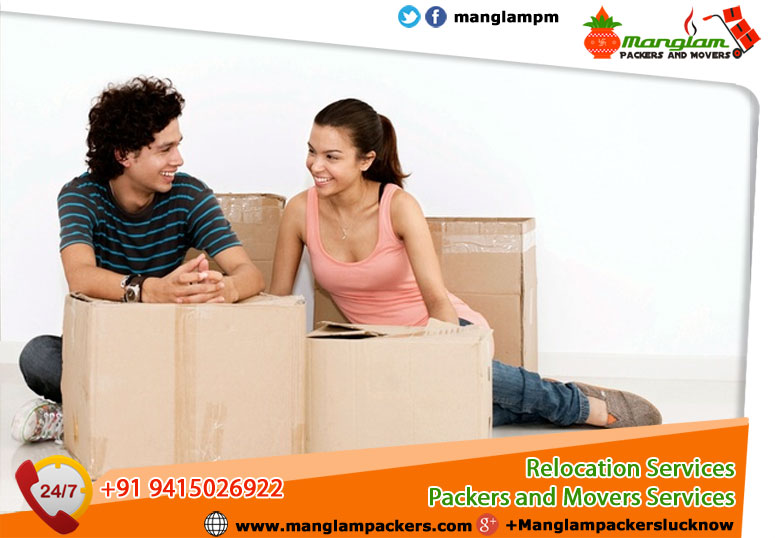 Packing Moving Services in Gorakhpur