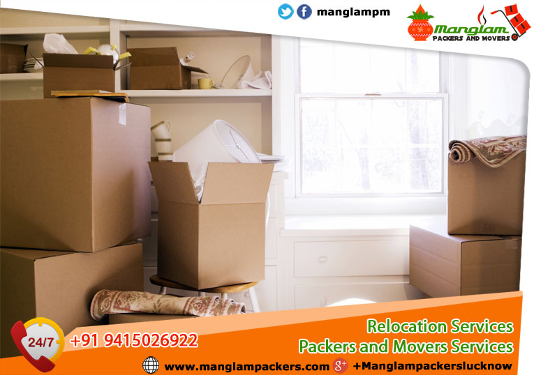 Relocation Services in India